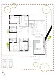 Open Living Space Floor Plans by Modern Home In Israel Puts Open Living Spaces At The Forefront
