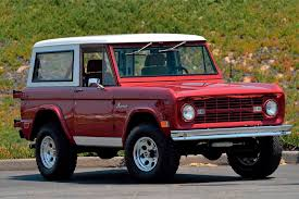 ford troller ford bronco reviews research new u0026 used models motor trend