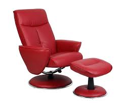 recliner mac motion chairs bonded leather swivel recliner with