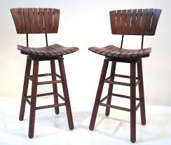 bar stools used restaurant tables and chairs wood commercial bar