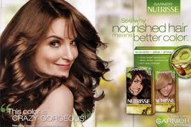what color garnier hair color does tina fey use let s talk about rihanna let s talk about tina fey garnier