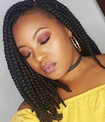 braided hair styles for a rounded face type for round faces hairstyles best braided for long african natural