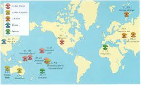 polynesia map of world sea semester study abroad with sea semester science