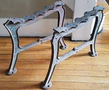 wrought iron bench ends patio garden cast iron benches ebay