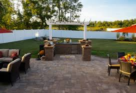 Retaining Wall Patio Paving And Retaining Walls Chuck Hafner U0027s Landscapes