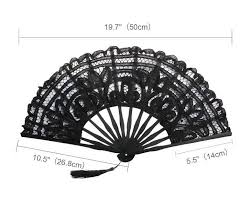 lace fans handmade lace fans for weeding