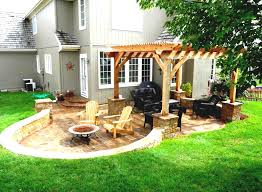 Budget Garden Ideas Brilliant Garden Patio Ideas On A Budget Creat Diy Low Budget