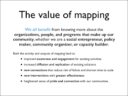 community mapping community mapping tools methods