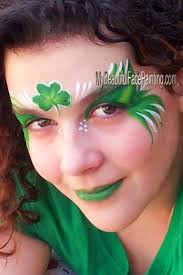 best 25 green face paint ideas on pinterest glow glow face