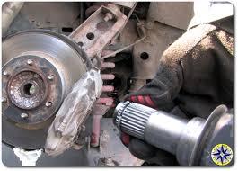 lexus gx470 cv joint how to replace an fj cruiser front drive shaft overland