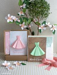 will you be my bridesmaid card paper dress will you be my bridesmaid cards lia griffith