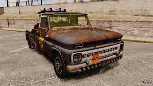 rusty car chevrolet tow truck rusty stock for gta 4