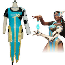 high quality womens halloween costumes popular symmetra cosplay buy cheap symmetra cosplay lots from