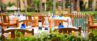 Backyard Grill Restaurant by American Grill Restaurant At Villa Del Arco Cabo San Lucas