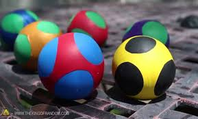 diy sky craft ideas how to make sky balls stress balls