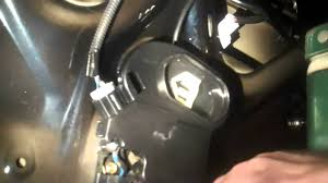honda trunk latch repair part 2 youtube