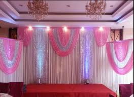 online get cheap wedding stage decorations items aliexpress com