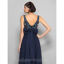 Navy Blue Lace Dress Plus Size Prom Gowns Military Ball Australia Formal Evening Dress Dark Navy