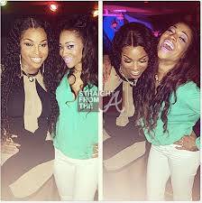 mimi faust hairstyles made mimi faust flips the script admits it hurts seeing stevie