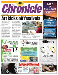Business Mileage The Holy Grail by Tc The Chronicle Issue 70 270716 By Chronicle Wexford Issuu