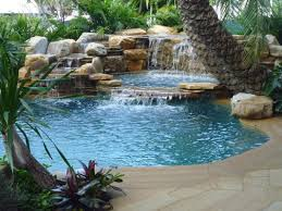 Kansas waterfalls images Kansas city landscaping waterfall water feature jpg