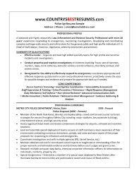 Job Desk Safety Officer Police Officer Job Description For Resume Lukex Co