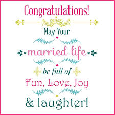 congratulations on your wedding congratulations may your married be of