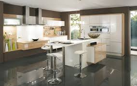 modele cuisine avec ilot modele cuisine avec ilot bar 10 cuisine design s233lection 2011
