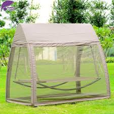 Garden Swing Seats Outdoor Furniture by Popular Outdoor Swing Chair Bed Buy Cheap Outdoor Swing Chair Bed
