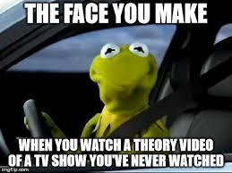 Make A Meme Video - kermit car imgflip