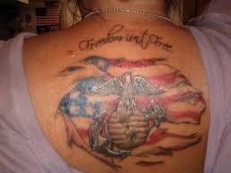 Patriotic Flag Tattoos Patriotic Tattoo