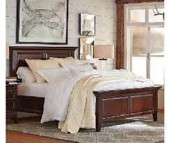 Pottery Barn Sleigh Bed Queen Beds For Sale Aptdeco