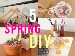spring diys 5 easy spring diys estée lalonde springtrilogy youtube