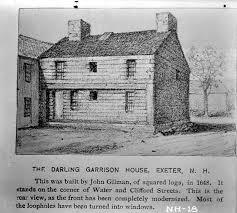 garrison house plans garrison house