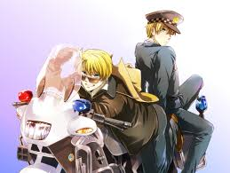 Hetalia Fanfiction America Blind What It Is To Be Arrested By まぼ Hetalia America England
