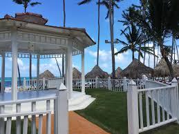 Long Beach Gazebo by Caribbean Wedding Magic At Melia Caribe Tropical