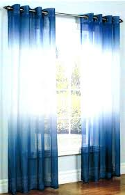 Navy Blue And White Curtains Blue Ombre Curtains Mermaid Paradise Blue Turquoise Watercolor