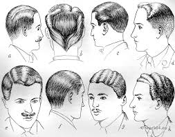 30s mens hairstyles english hair styles of the 1930s costume history