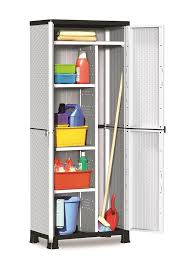 Outdoor Storage Cabinet Waterproof Outdoor Storage Cabinet With Shelves Home Design Ideas