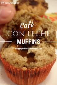 hispanic heritage month and café con leche muffins recipe