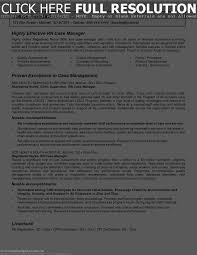 Case Management Resume Samples Nurse Case Manager Resume Examples Resume For Your Job Application