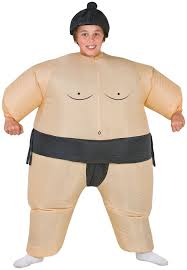 sumo kids costume inflatable sumo costumes and inflatable costumes