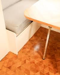 Diy Laminate Floor Rosie Renovation Diy Triangle Wood Floors U2014 Probably This