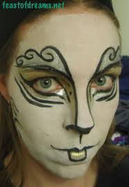 Stage Makeup Classes Kitsune Stage Makeup By Theassassinnox On Deviantart