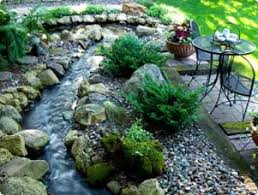 Backyard Creek Ideas Gardening Options Near Streams U0026 Ditches Miracle Gro