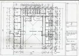 rest house plan house interior
