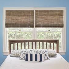 L Shade Home Decorators Collection Driftwood Flatweave Bamboo Shade