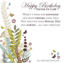 28 best happy birthday sister n law images on pinterest birthday