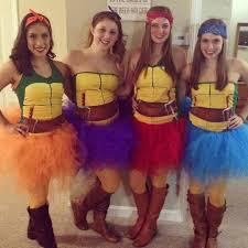 Teenage Mutant Ninja Turtles Halloween Costumes Diy Ninja Turtle Costume Diy Female Teenage Mutant Ninja Turtle
