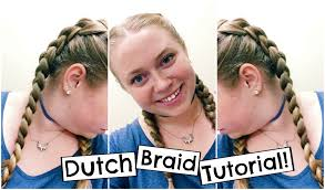 easy back to hairstyles cute quick and easy braids for how to double dutch braid tutorial for beginners quick and